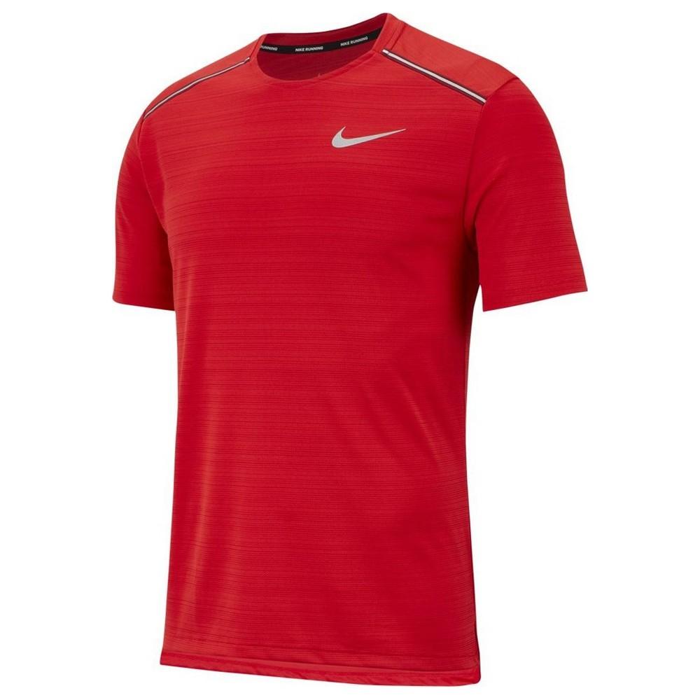 Camiseta Nike DRY Miler TOP SS Vermelha