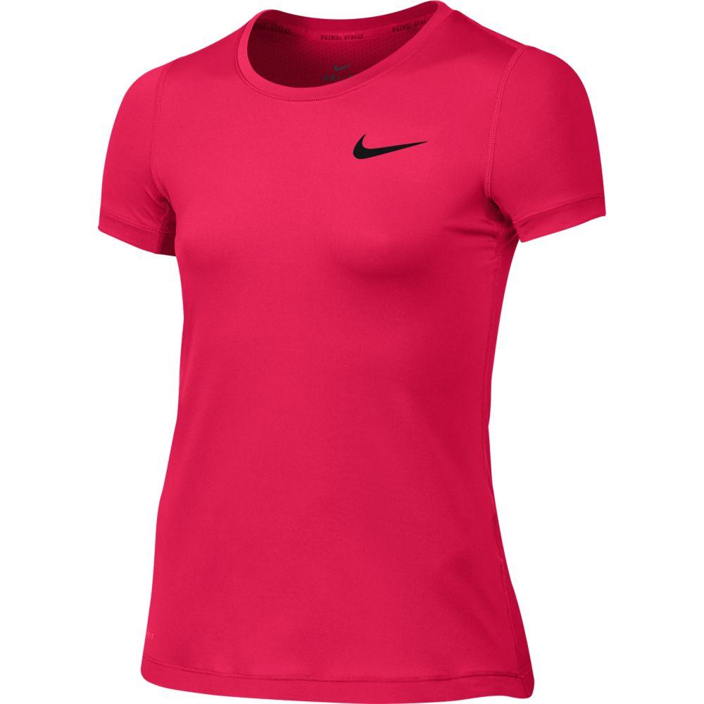 Camiseta Nike PRO Cool TOP Infantil Feminina PINK