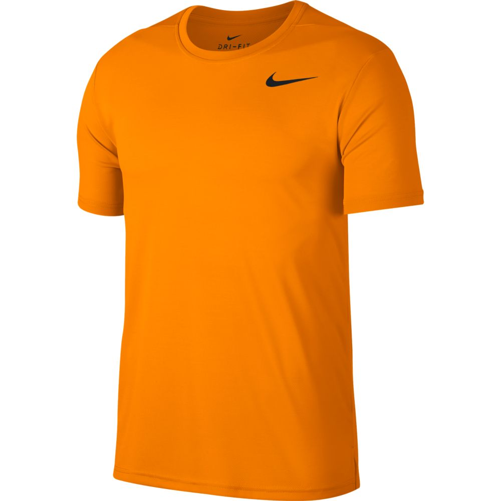 Camiseta Nike Superset TOP SS Orange Peel