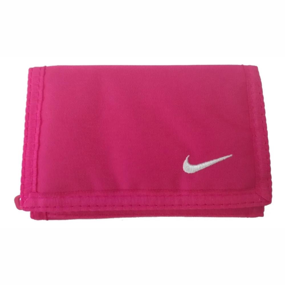 Carteira Nike Basic Wallet  PINK