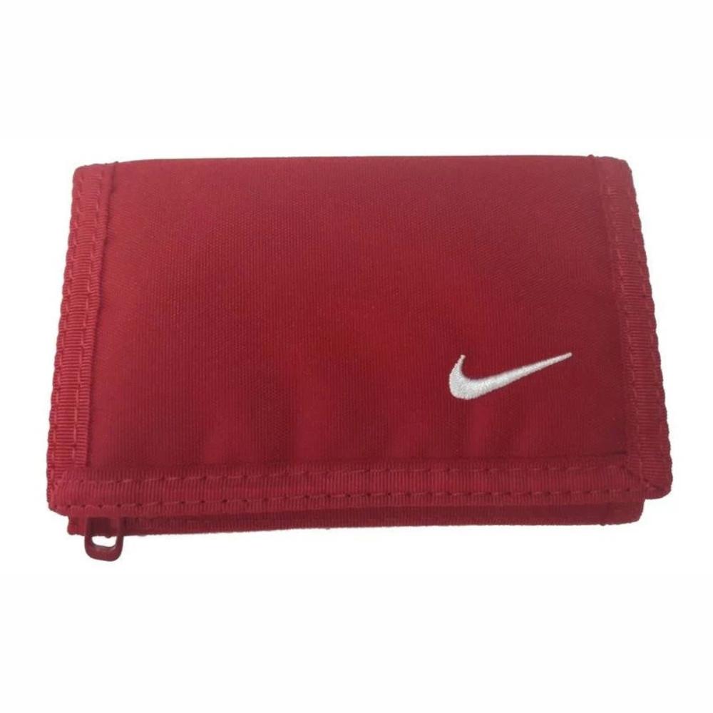 Carteira Nike Basic Wallet Vermelha