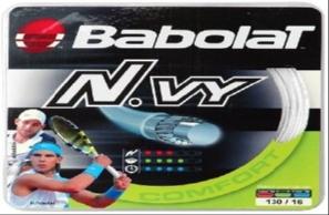 Corda de Tenis Babolat N.VY SET 1.30MM / 16