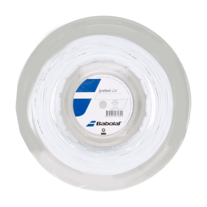 Corda de Tenis Babolat Synthetic GUT 1.25MM Rolo com 200M