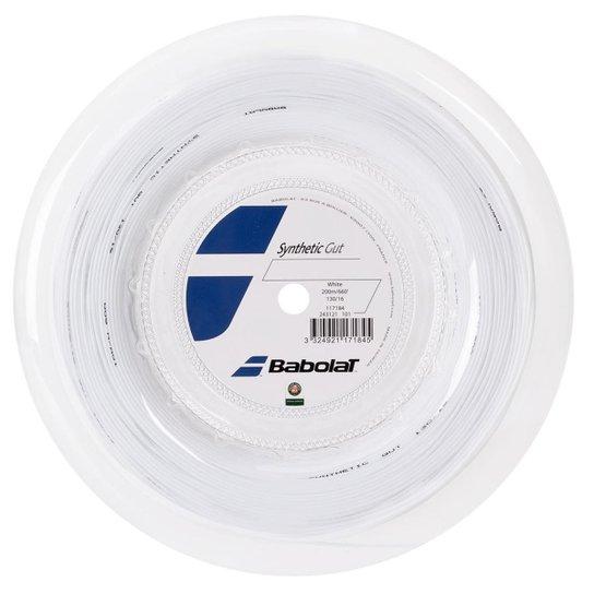 Corda de Tenis Babolat Synthetic GUT 1.30MM Rolo com 200M