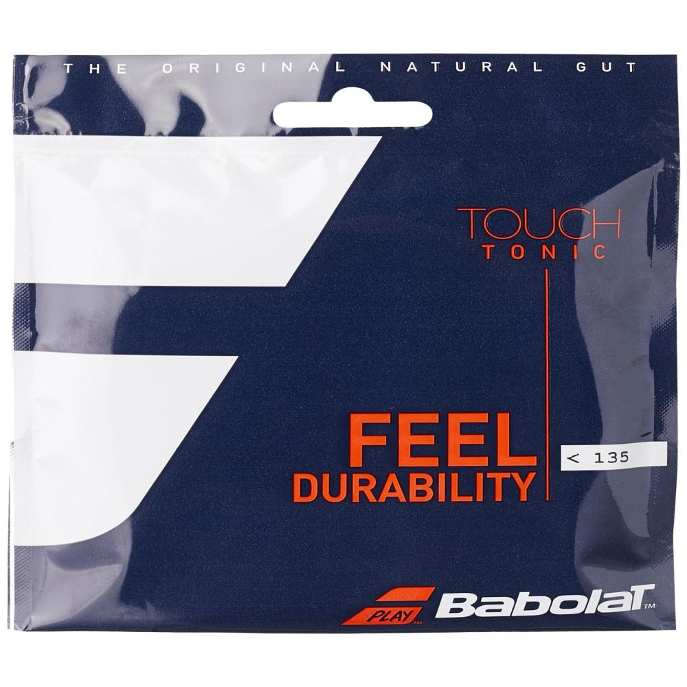 Corda de Tenis Babolat Touch Tonic 1.35MM Natural GUT SET Individual