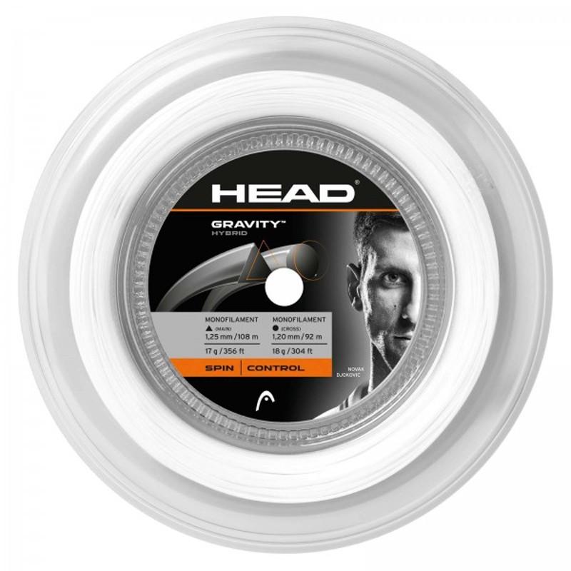 Corda de Tenis Head Gravity 1.25MM / 1.20MM