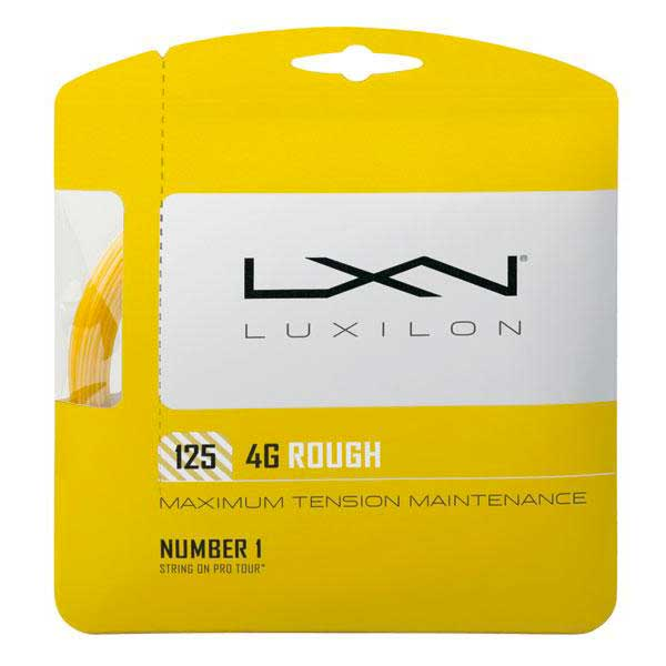 Corda de Tenis Luxilon 4G Rough SET 1.25MM