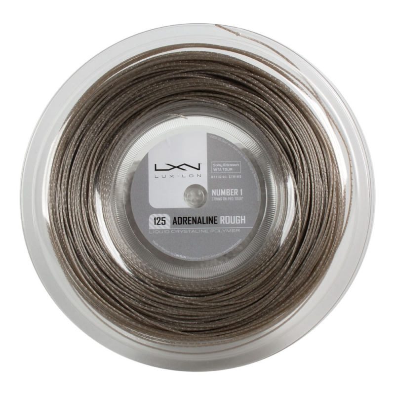 Corda de Tenis Luxilon Adrenaline Rough Rolo 1.25MM