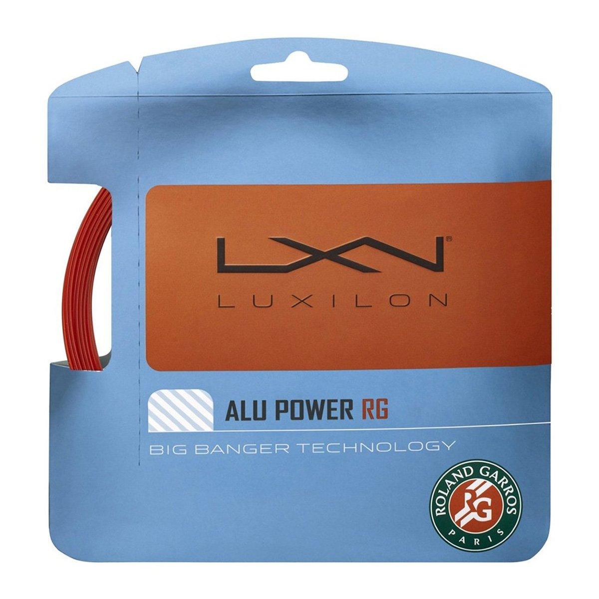Corda de Tenis Luxilon ALU Power Roland Garros SET 1.28