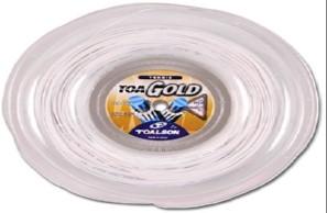 Corda de Tenis Toalson Toagold 1.30MM Rolo