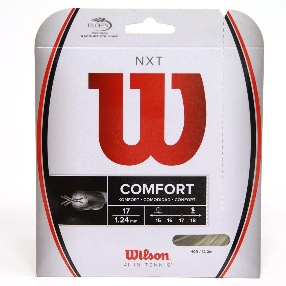 Corda de Tenis Wilson NXT Comfort SET Individual