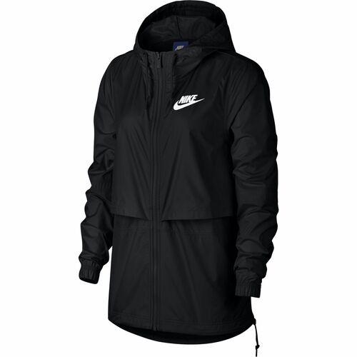 Jaqueta Nike Sportswear Feminina Preta