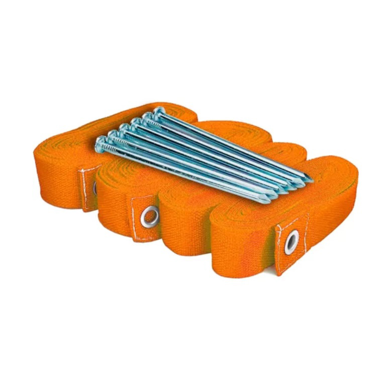 Kit de Marcação SPIN para Beach Tennis Laranja
