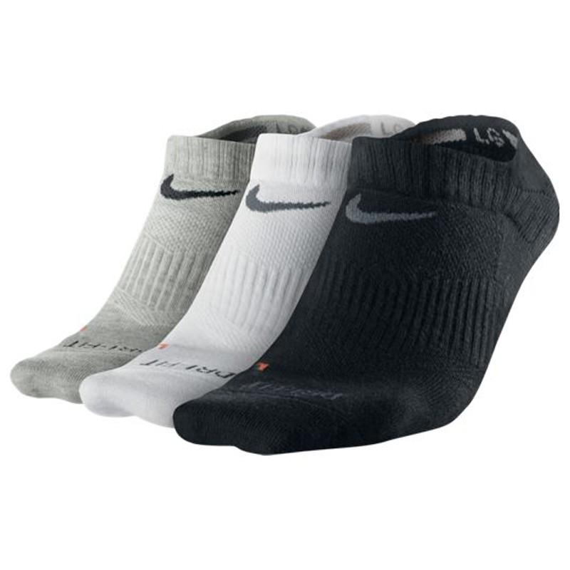 Meia Nike DRI FIT sem Cano MIX