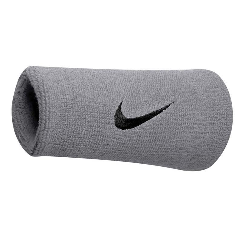 Munhequeira Nike Grande Color Cinza