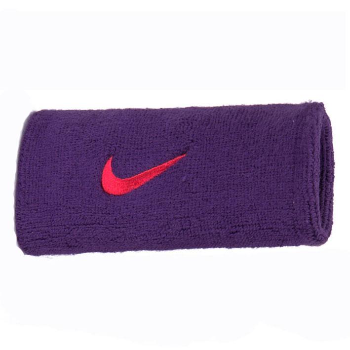 Munhequeira Nike Grande Color Roxa