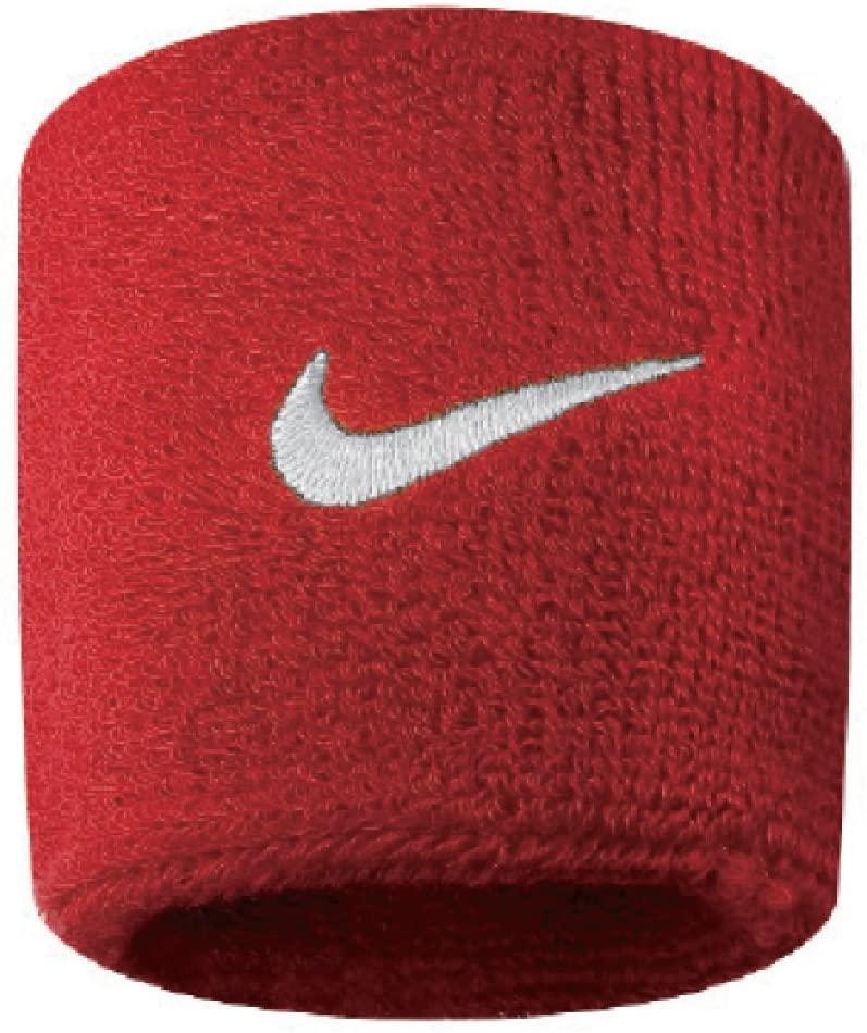 Munhequeira Nike Pequena Color Vermelha