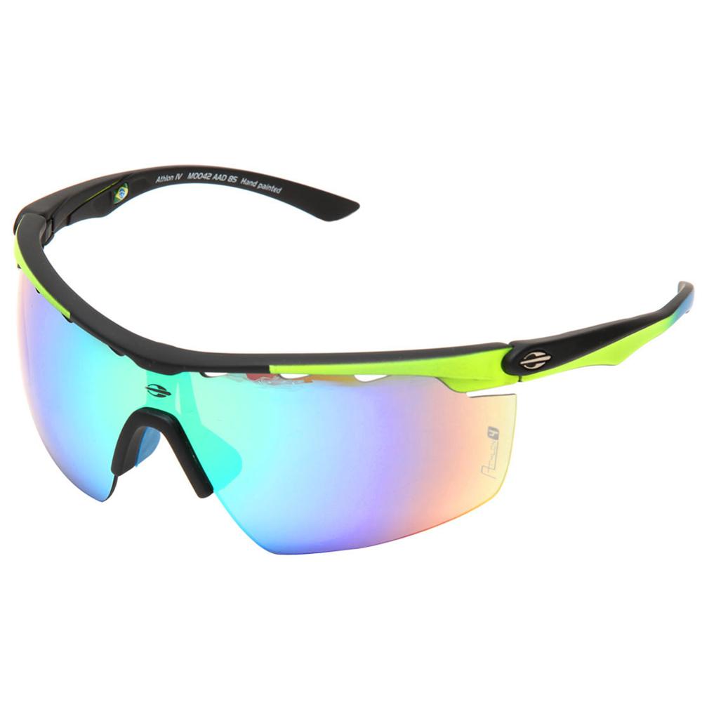 óculos de SOL Mormaii ATHLON 4 Amarelo Limão