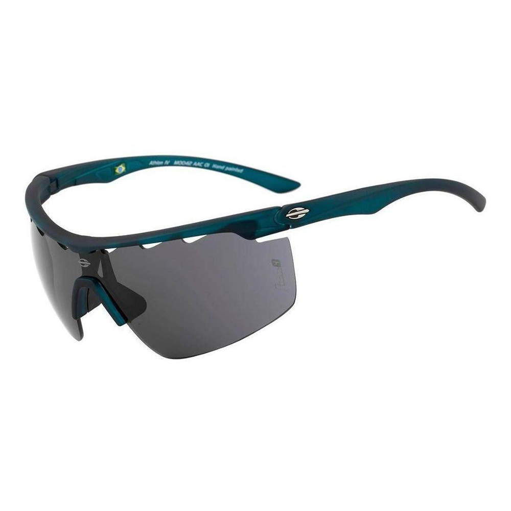 óculos de SOL Mormaii ATHLON 4 Petroleo e Cinza