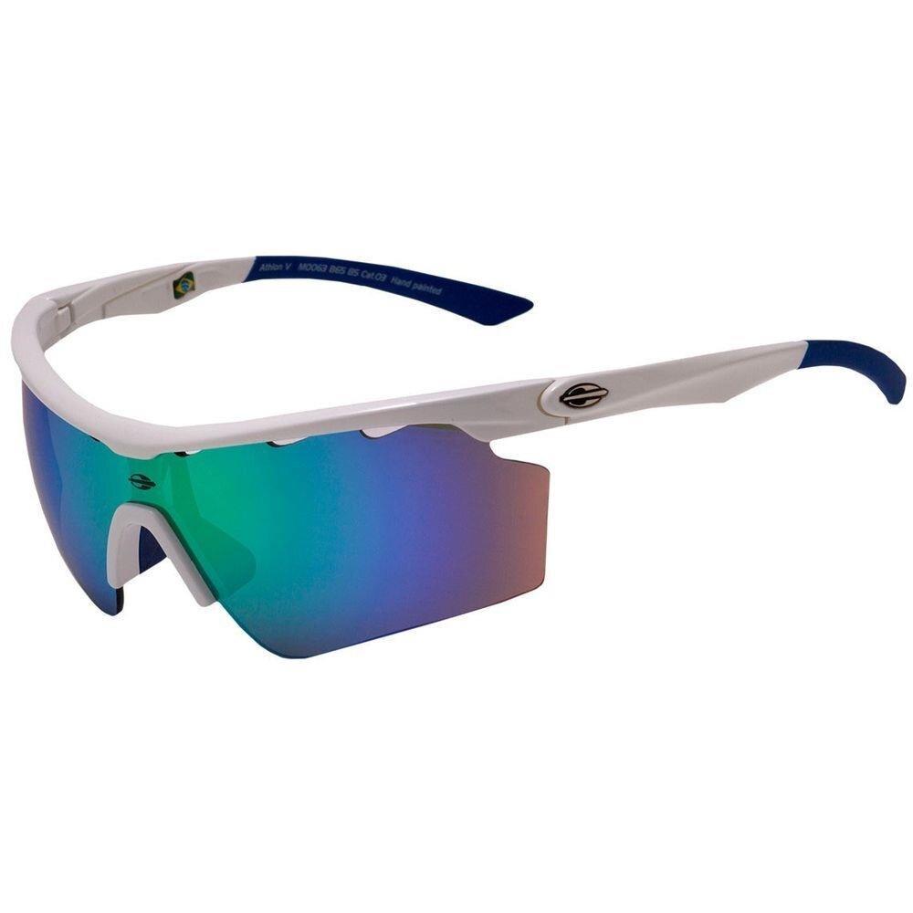 Óculos de SOL Mormaii ATHLON 5 AZUL e Branco