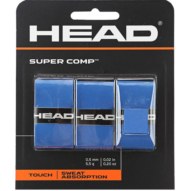 Overgrip Head Super COMP AZUL