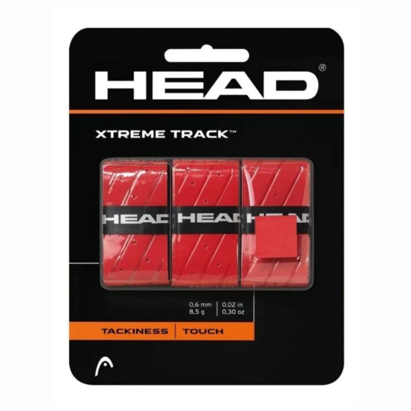 Overgrip Head Xtremetrack Vermelho