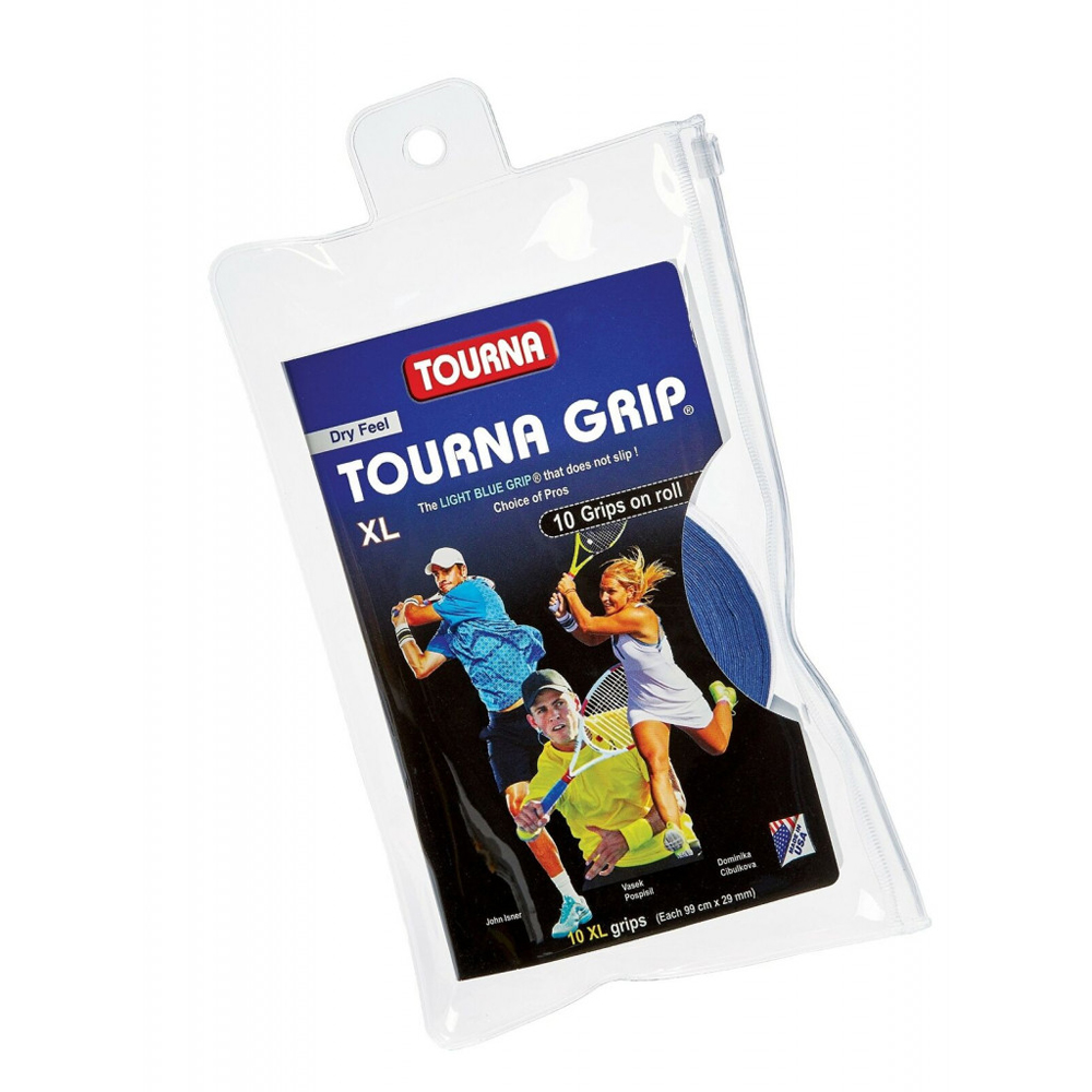 Overgrip Tourna GRIP Unique Original (10 Unidades)