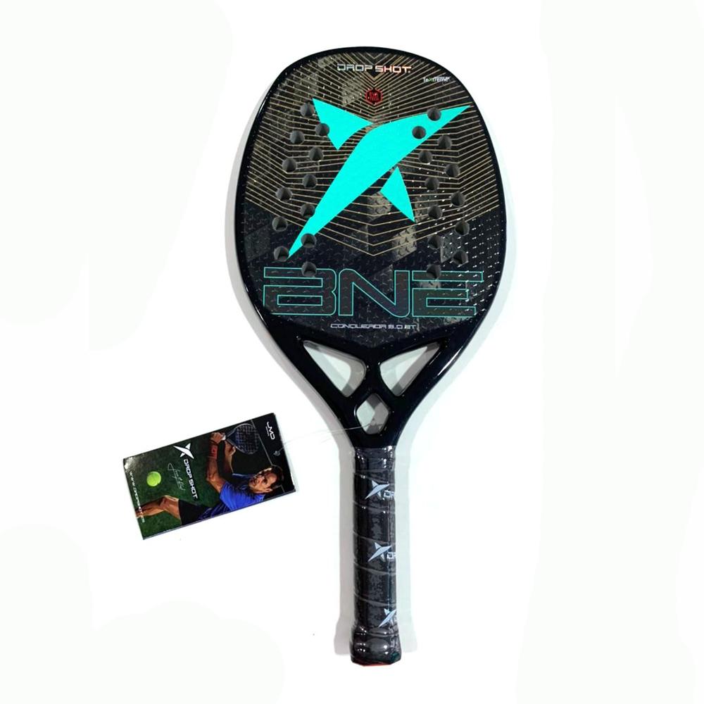 Raquete de Beach Tennis DROP SHOT Conqueror 9.0 2021