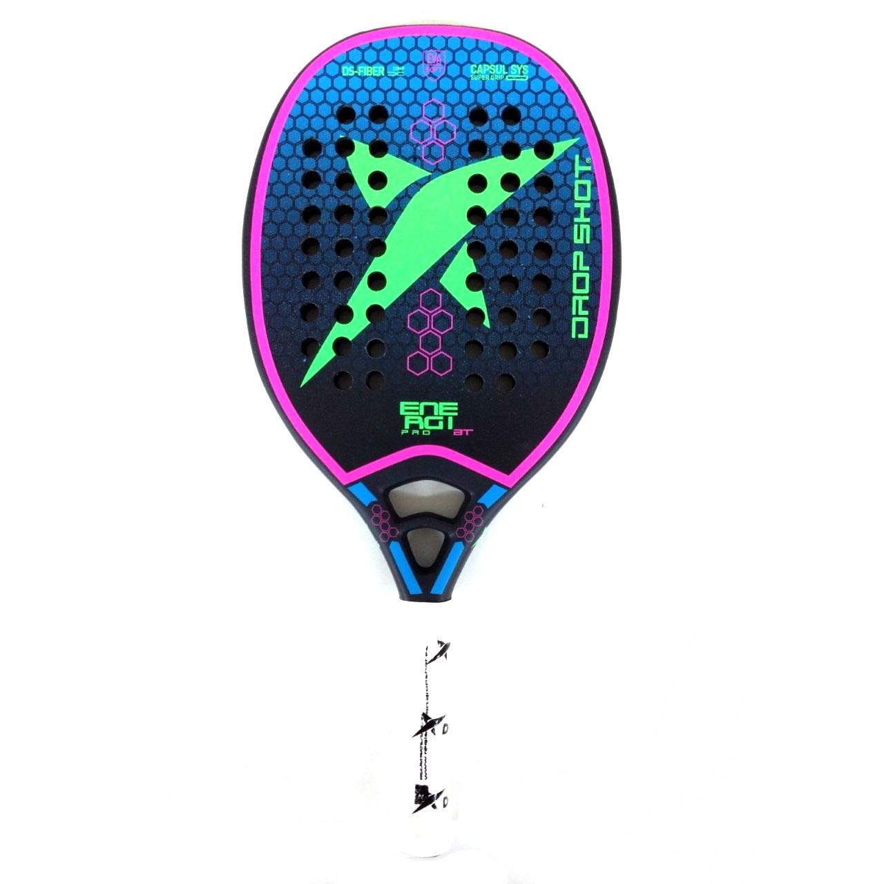 Raquete de Beach Tennis DROP SHOT Energi PRO