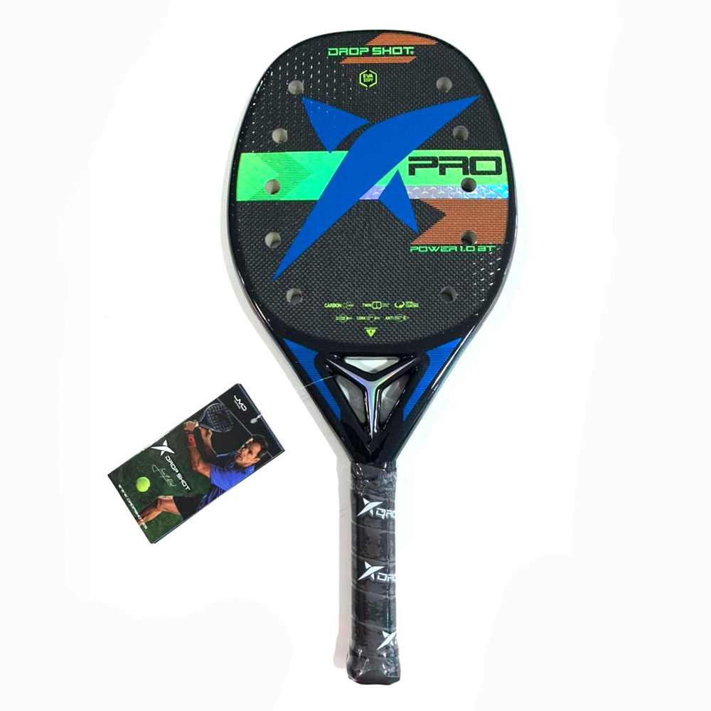 Raquete de Beach Tennis DROP SHOT Power 1.0 2021