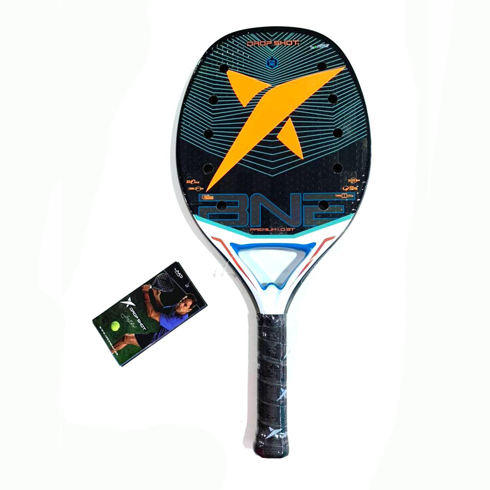 Raquete de Beach Tennis DROP SHOT Premium 1.0 2021