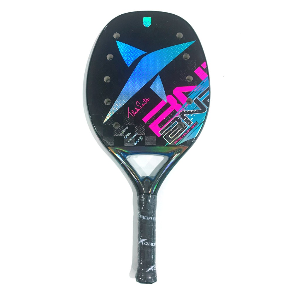 Raquete de Beach Tennis DROP SHOT Premium 2020