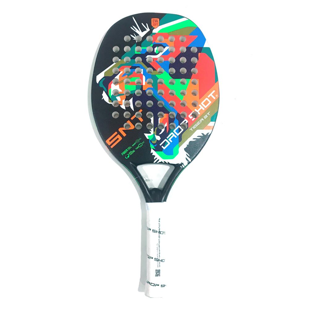 Raquete de Beach Tennis DROP SHOT Tiger 2020