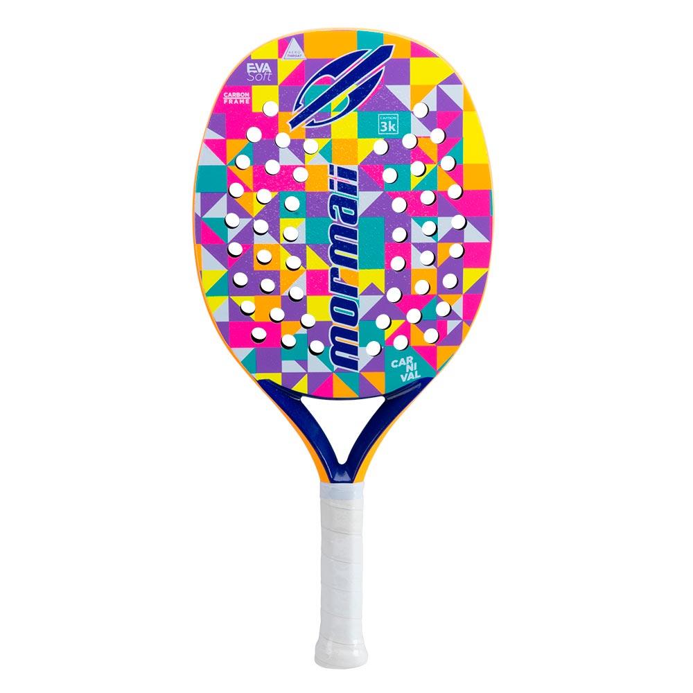 Raquete de Beach Tennis Mormaii Carnival 2021