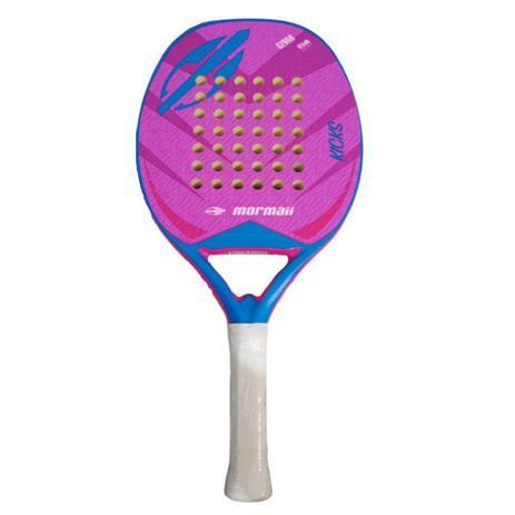 Raquete de Beach Tennis Mormaii KICKS Rosa