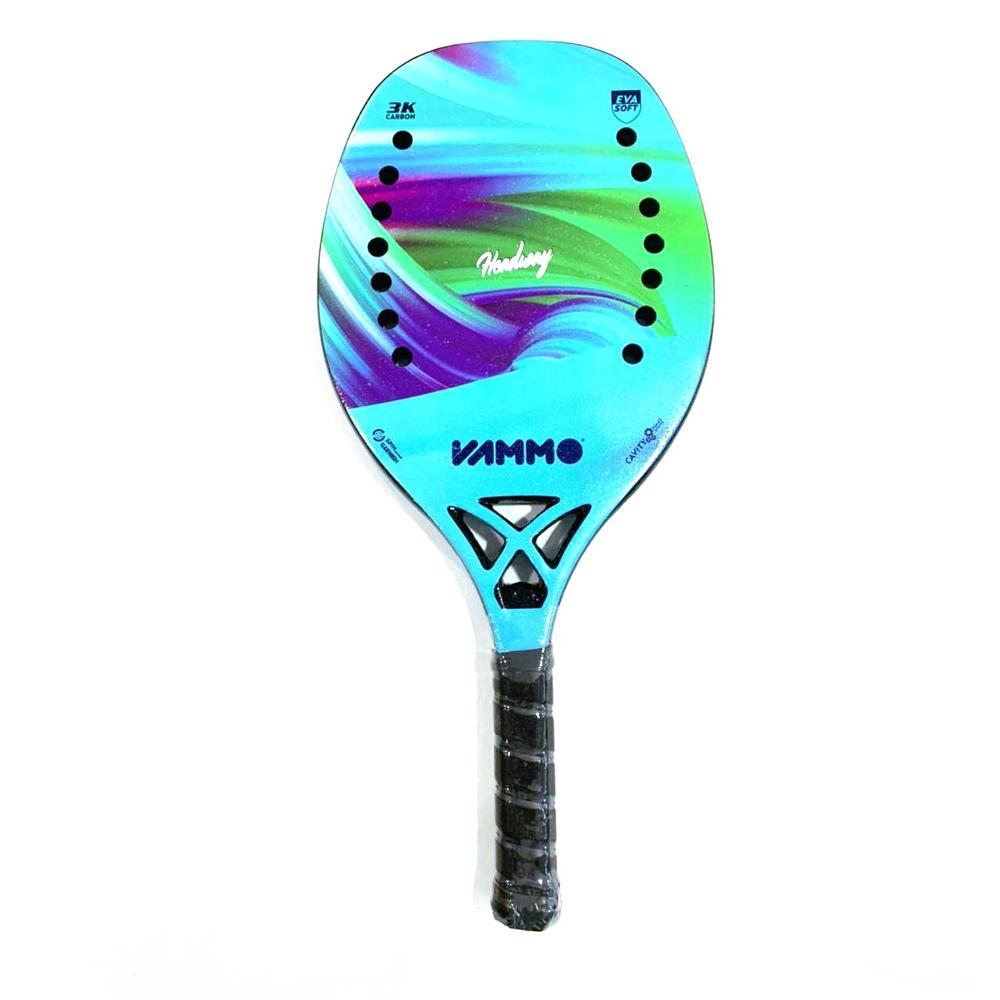 Raquete de Beach Tennis Vammo Head WAY AZUL