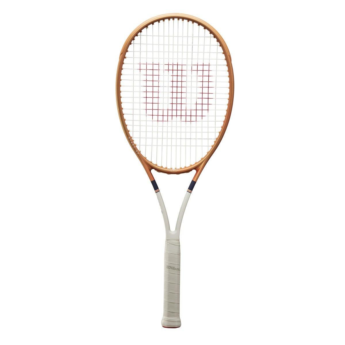 Raquete Wilson Blade 98 16X19 V7 Roland Garros