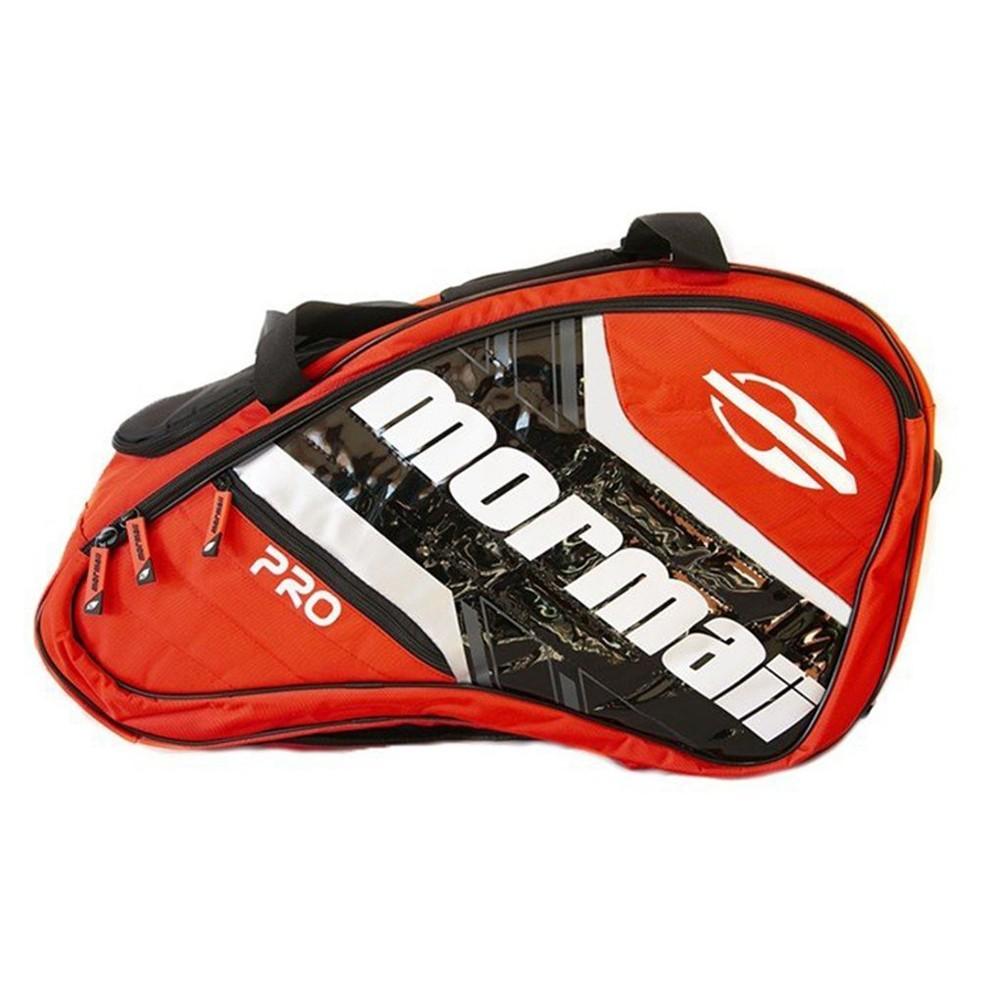 Raqueteira de Beach Tennis Mormaii Vermelha