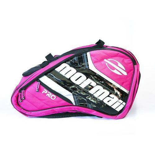 Raqueteira de Beach Tennis Mormaii PRO PINK