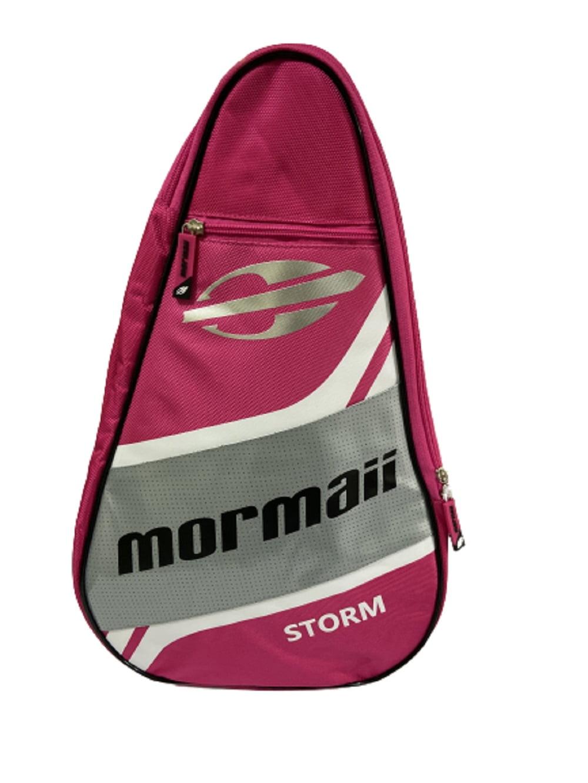 Raqueteira de Beach Tennis Mormaii STORM PINK
