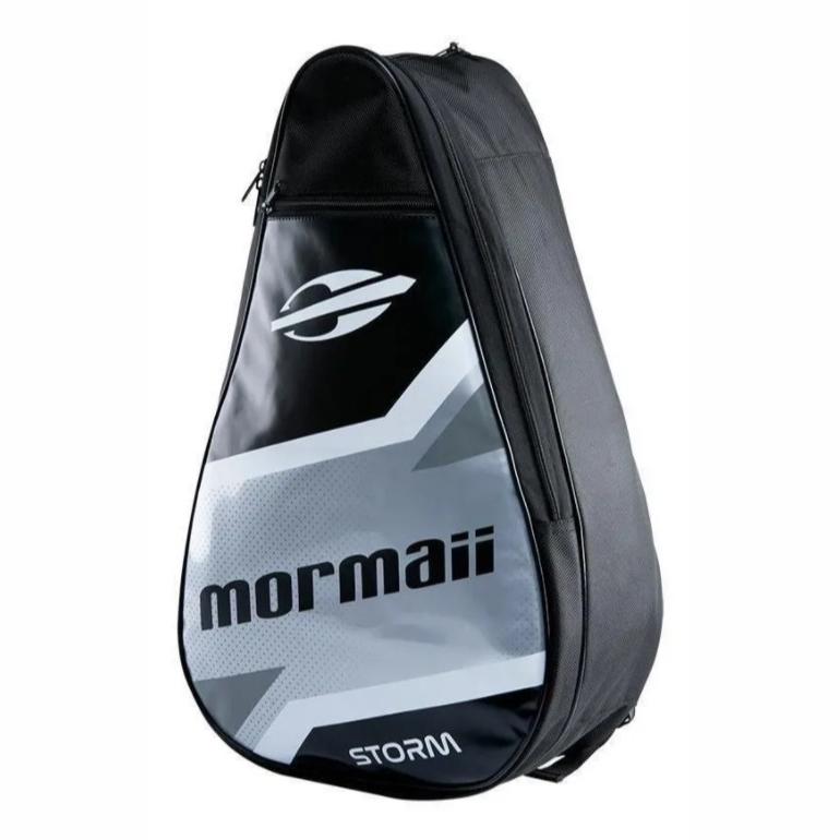 Raqueteira de Beach Tennis Mormaii STORM Preta