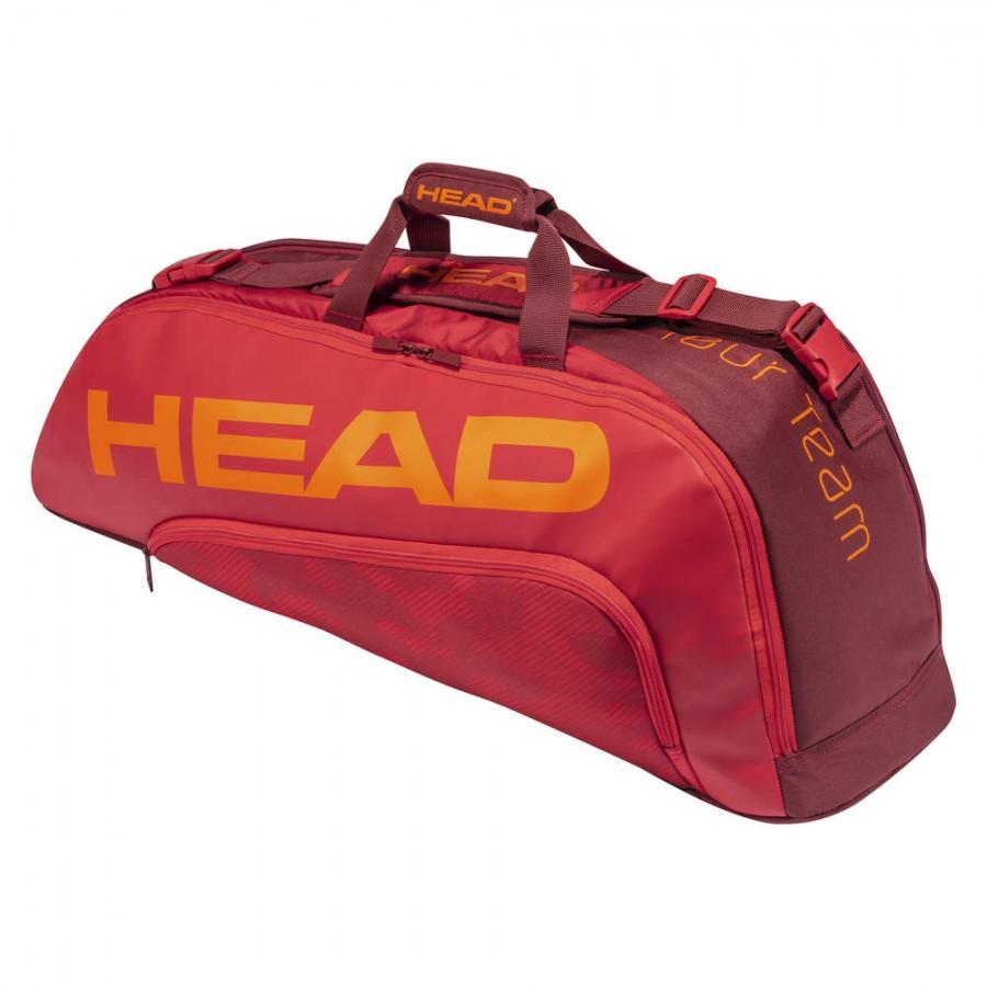 Raqueteira Head Tour Team 6R Combi 2021 Vermelha