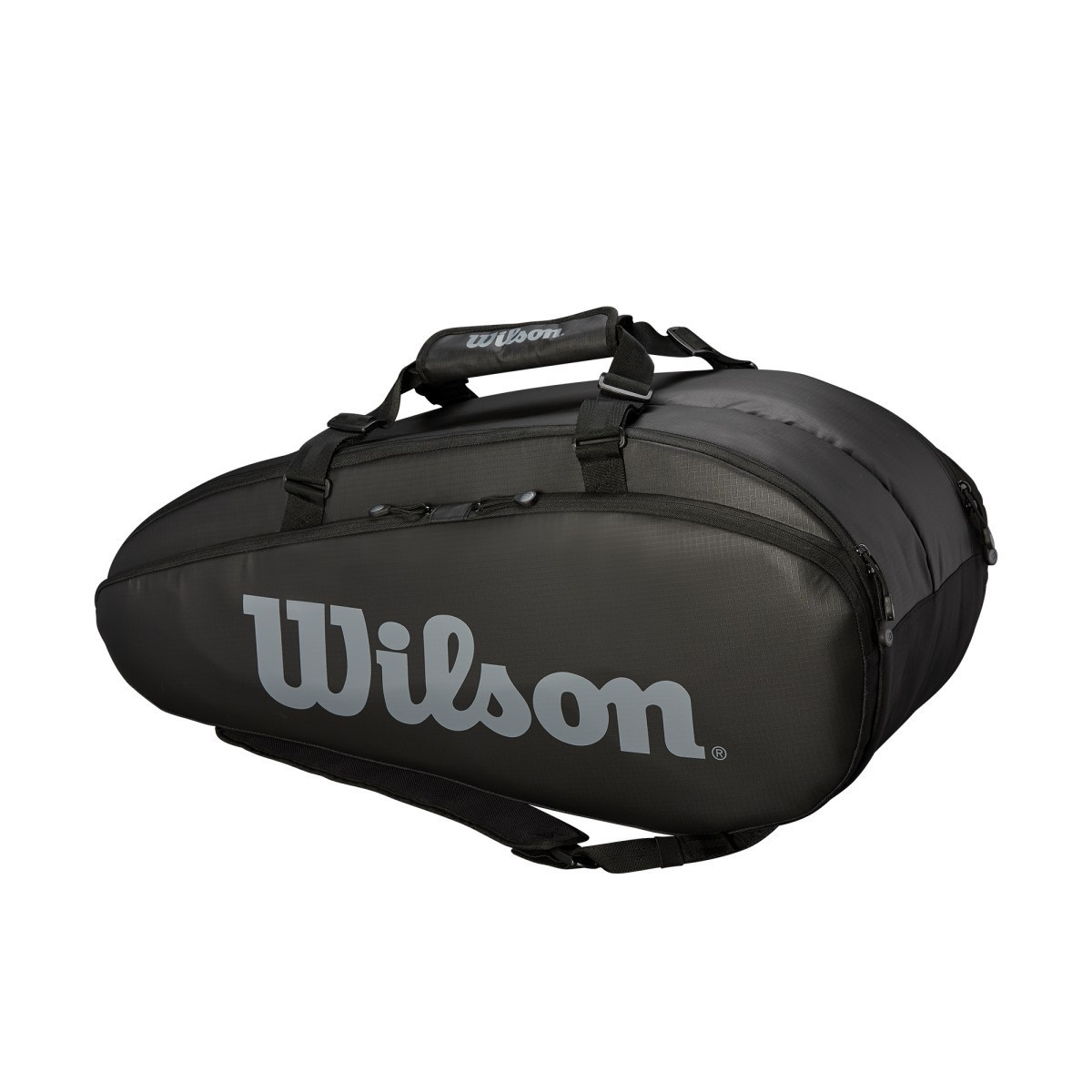 Raqueteira Wilson Tour Dupla X6