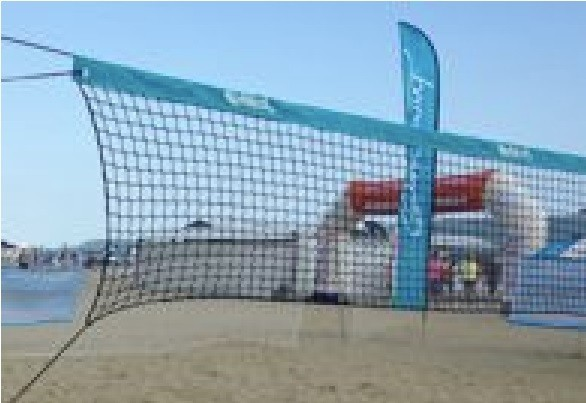 Rede de Beach Tennis Quicksand FUN