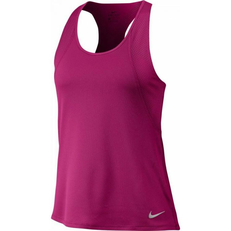 Regata Nike TANK RUN Feminina Roxa