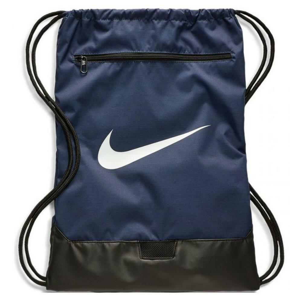 Sacola Nike Brasilia GYMSACK 9.0 Marinho