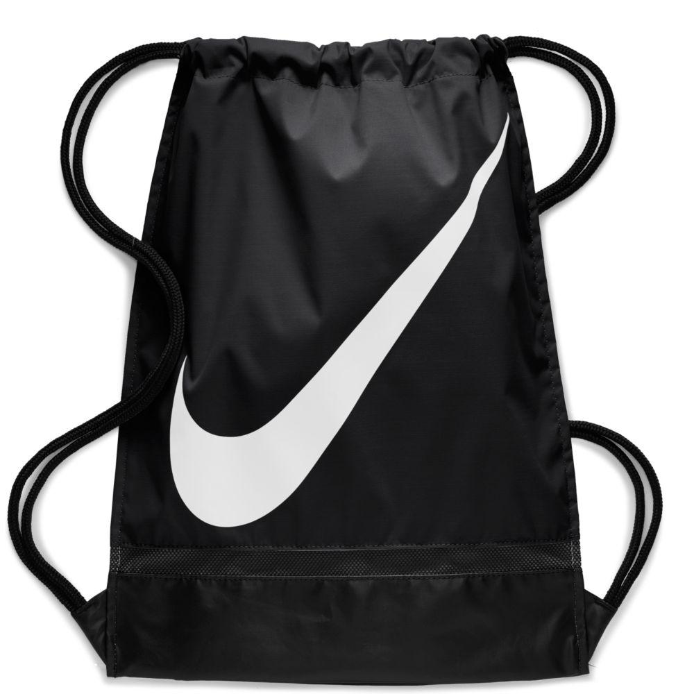 Sacola Nike Football GYM Preta