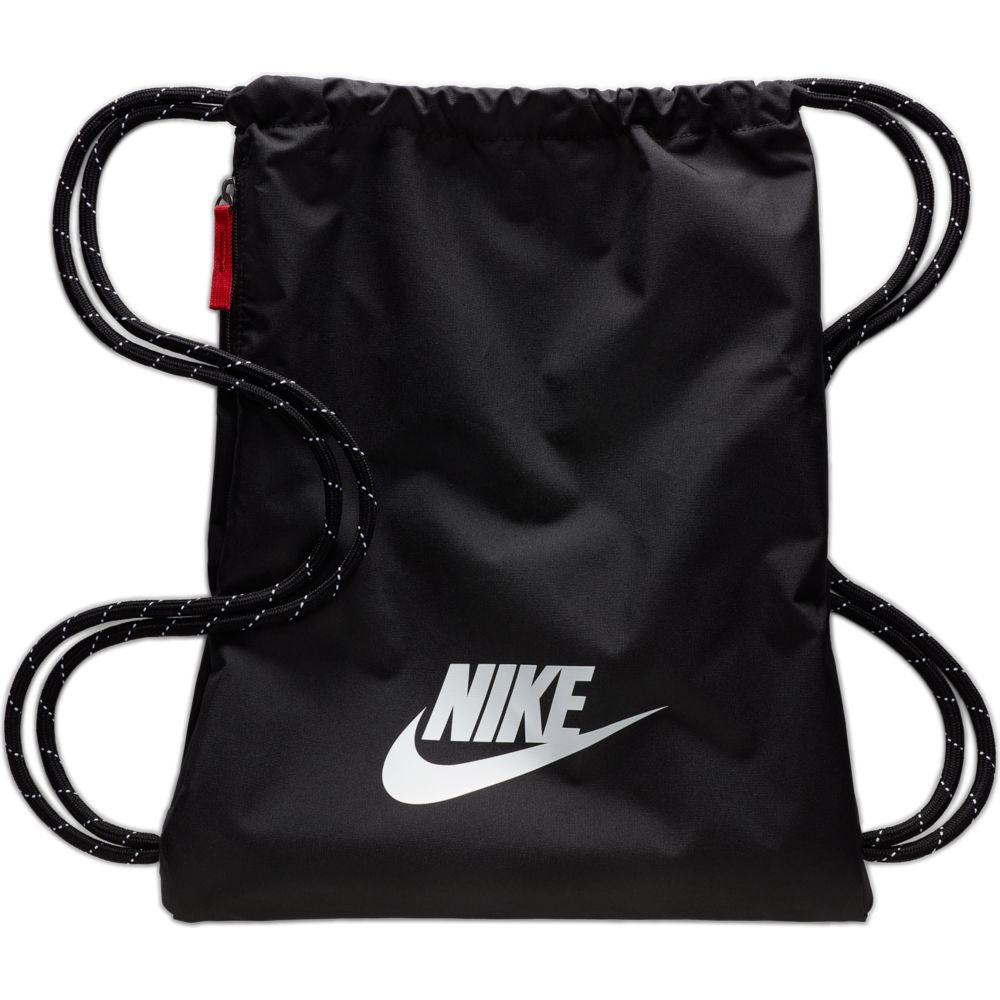Sacola Nike Heritage GYMSACK 2.0 BLACK