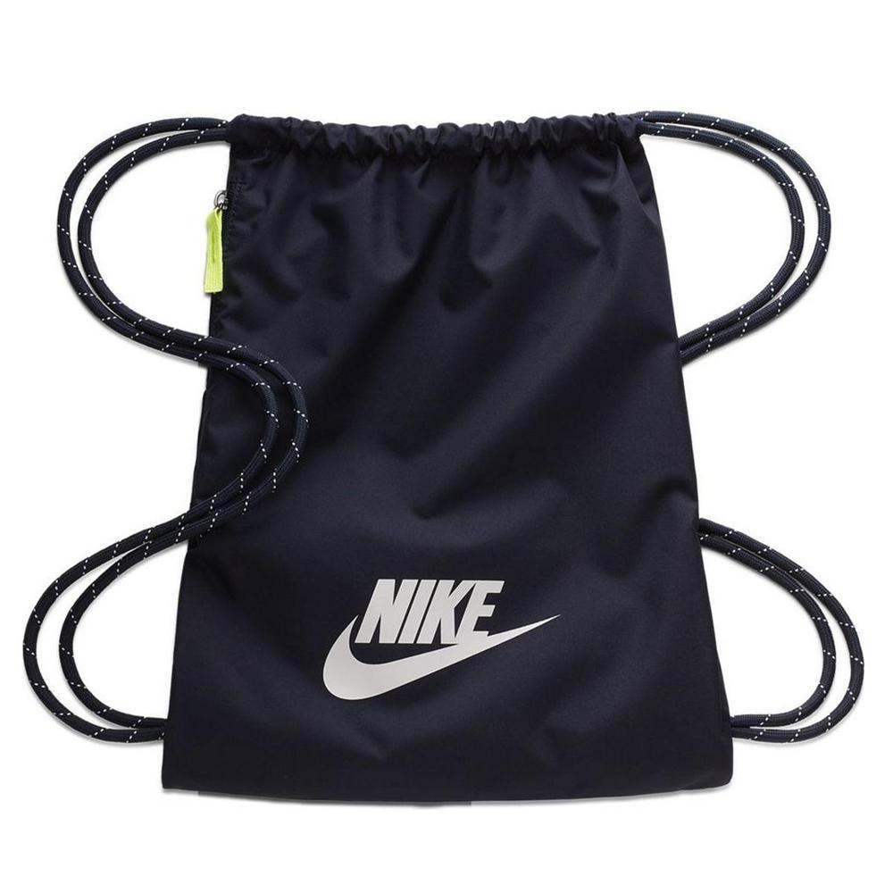 Sacola Nike Heritage GYMSACK 2.0 Marinho