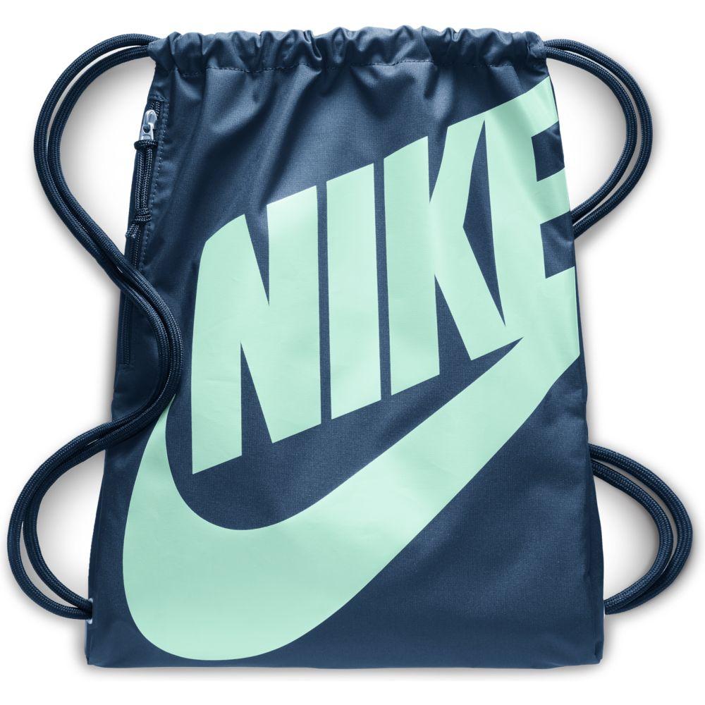 Sacola Nike Heritage GYMSACK Blue Force